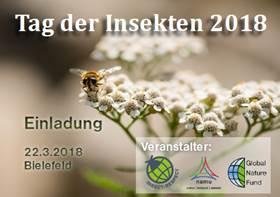 Tag der Insekten 2018