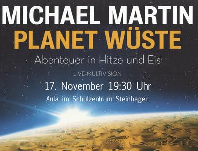 Live Multivision – Planet Wüste