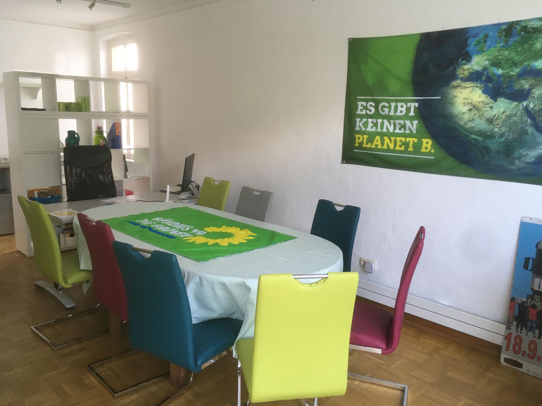 Neu! Grünes Dialogbüro