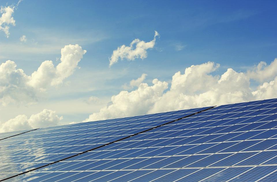 Förderprogramm für Solartechnik